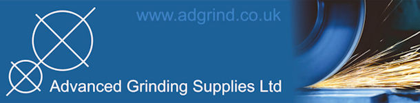 Advanced Grinding Supplies Ltd Banner