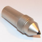 AGS Studer type threaded cone dressing tool on MT1 shank
